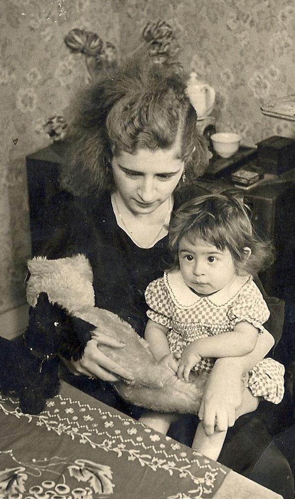 Joanne met Inge