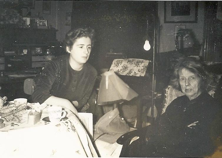Joanne met Anna Hers