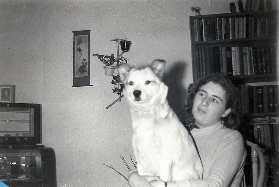 Joanne met Quinnie