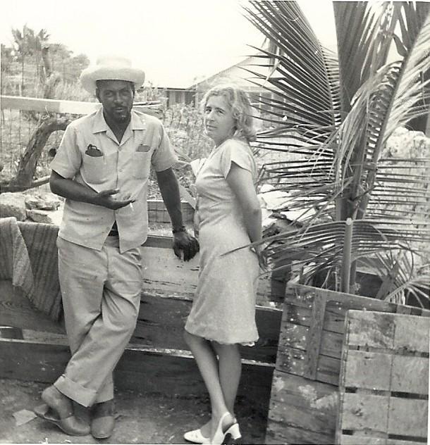Joanne met Amador Nita