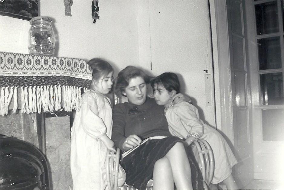Joanne met Inge en Erna