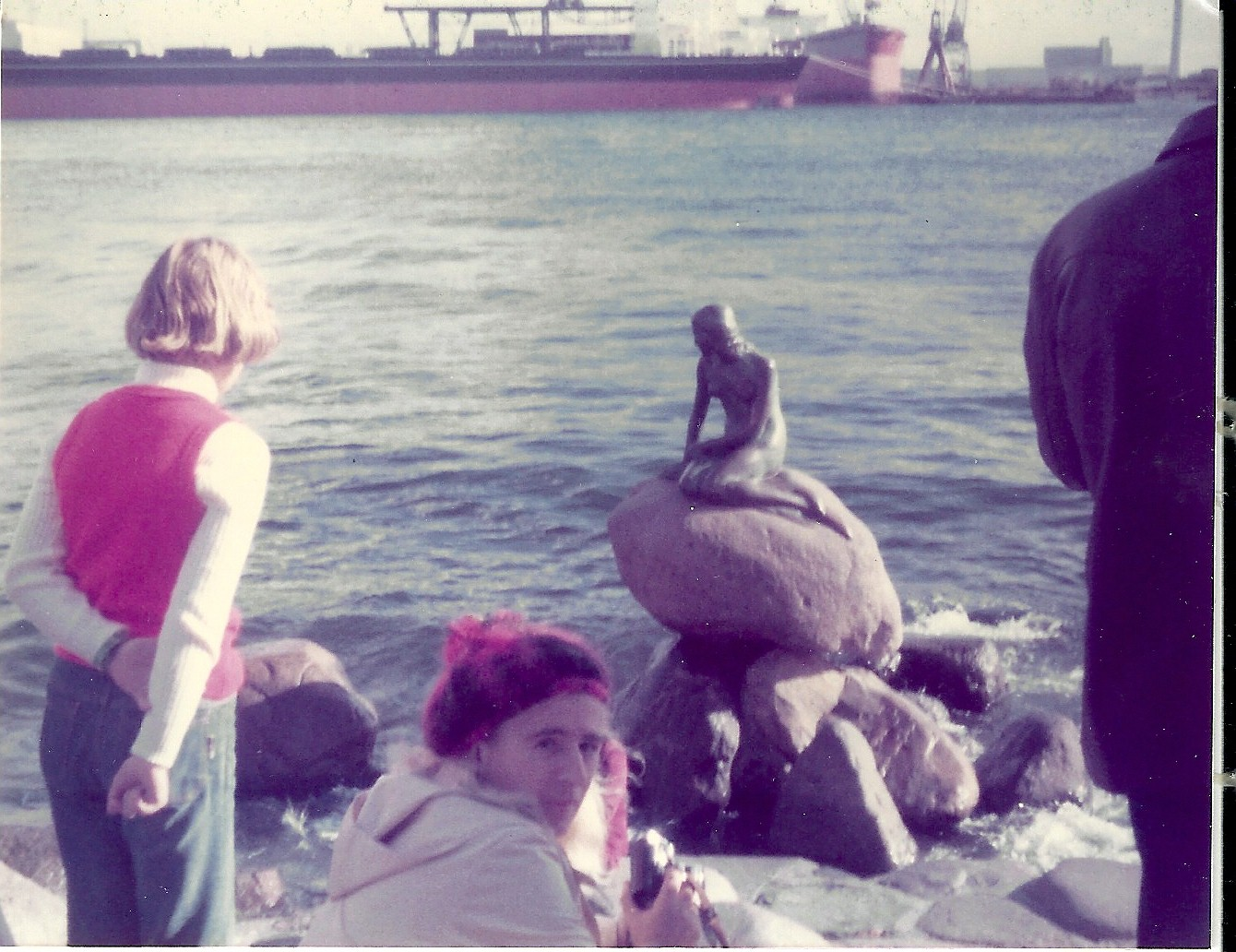 Joanne in Kopenhage