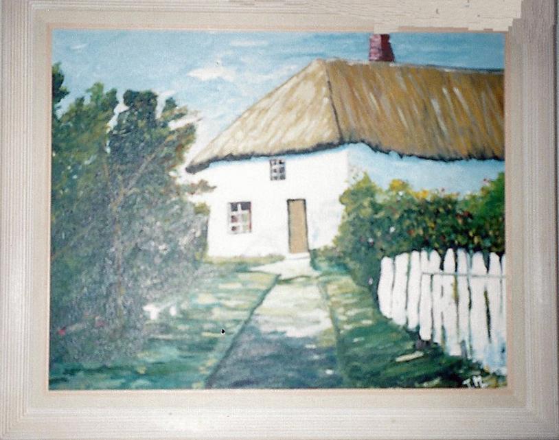 Door ma geschilderd (1)