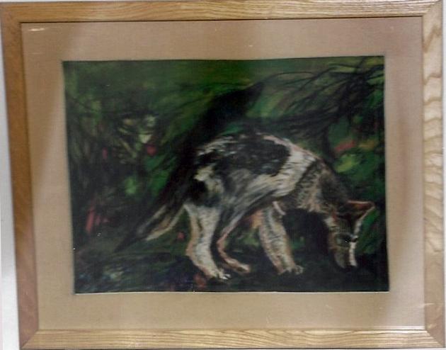 Wolf by Joanne Moleski